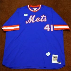 1983 Mitchell & Ness Jersey New York Mets Seaver41